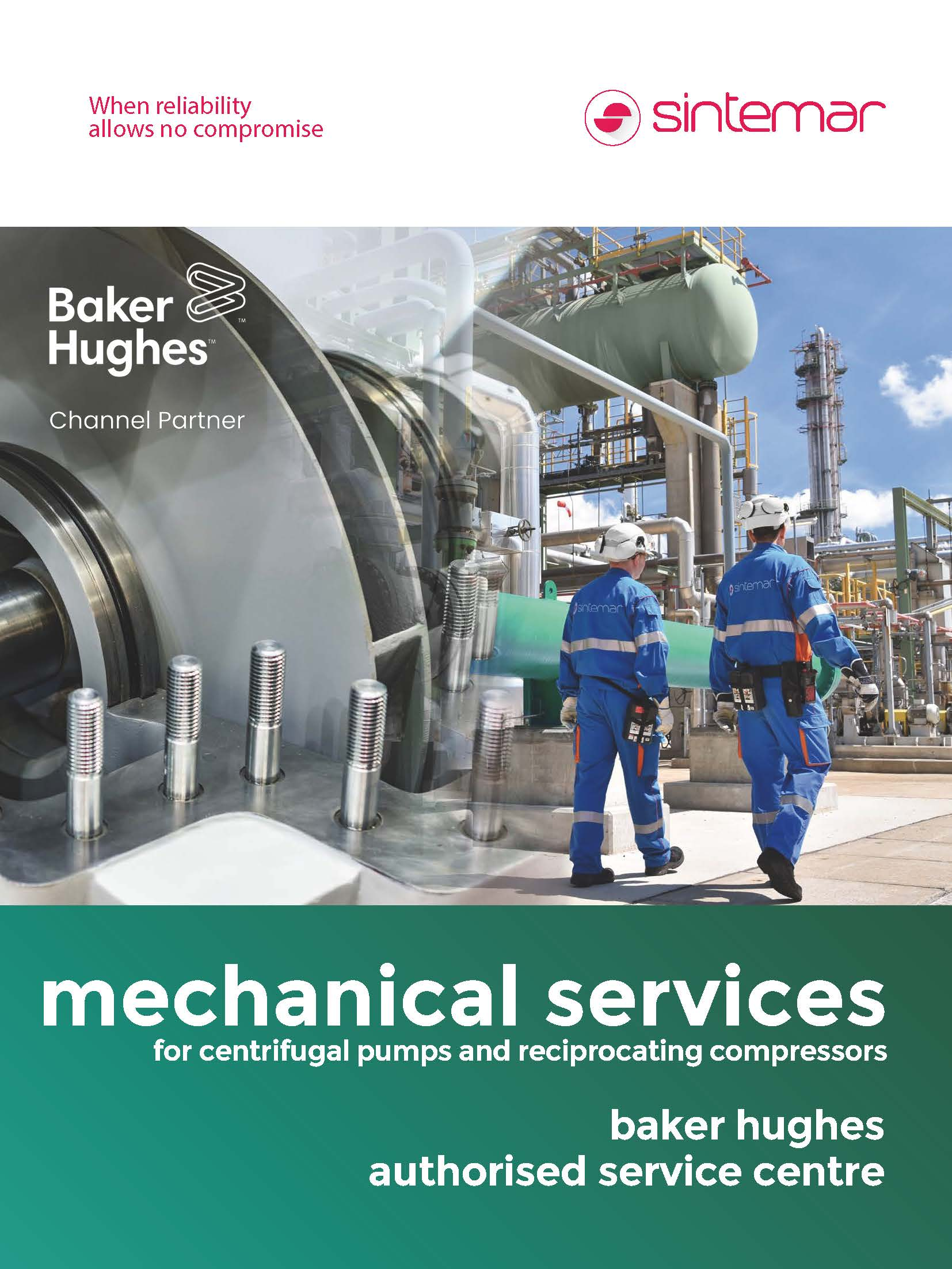 Mechanical Services Baker Hughes Authorised Service Centre (EN)