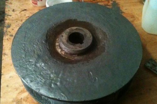 Recuperación y protección de impulsores en la depuradora de agua