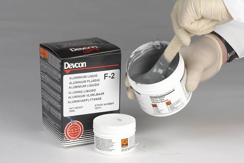 DEVCON Aluminio Líquido (F-2)