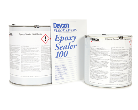 DEVCON Epoxy Sealer 100
