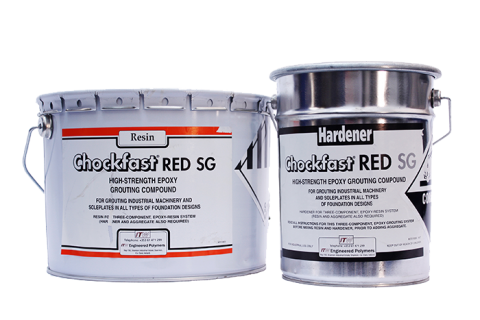 Chockfast Rojo SG