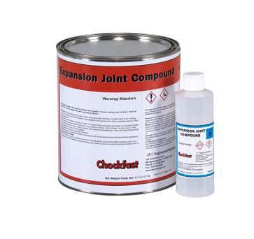 Expansion Joint Compound
