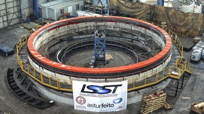 Construcción del prototipo de la pista de rodadura a escala real