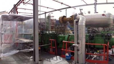 Refinería CEPSA Huelva