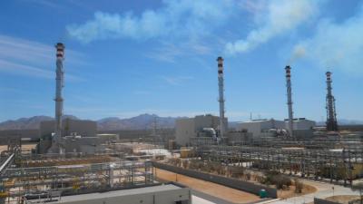 Fijación de motores MAN para las centrales de combustión Interna
