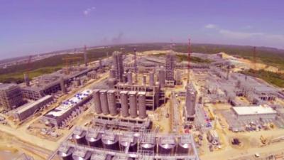 Grouting de compresores, bombas, silos, manifolds de alta presión