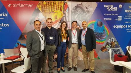 2019 Feria MMH Sevilla Equipo Sintemar e ITW